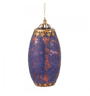 Relic Moroccan Hanging Candle Lamp