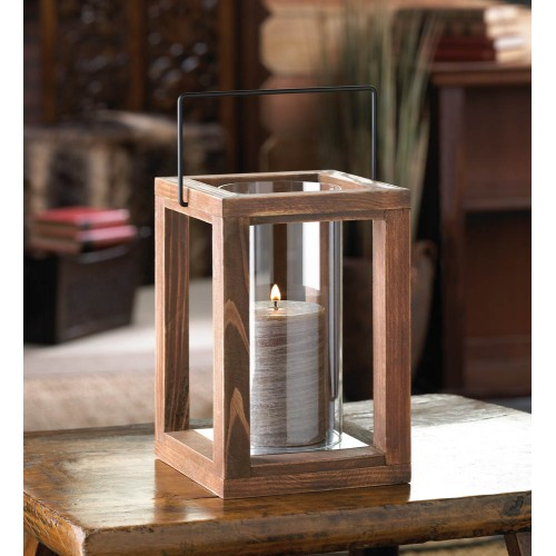 Rustic garden wooden lantern for Kitchen cabinets lowes with wholesale lantern candle holders