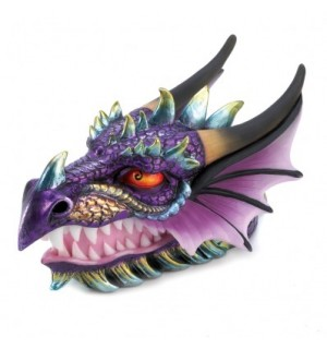 Dragon Head Treasure Box