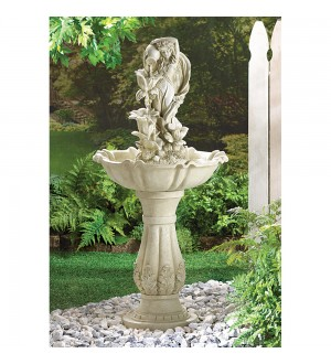 Fairy Maiden Water Fountain